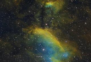 Prawn Nebula IC 4628