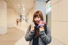 _MG_6760 (waychen_c) Tags: japan tokyo minatoku shiodome portrait girl 日本 東京 港区 汐留 2017東京旅行