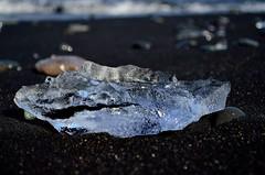 Diamond Beach, Southeast Iceland (suttree140782) Tags: island iceland summer outdoor photography nikon diamondbeach ice black sand volcanic water ocean shore beach breiðamerkursandur jökulsárlón breiðamerkurjökull glacier
