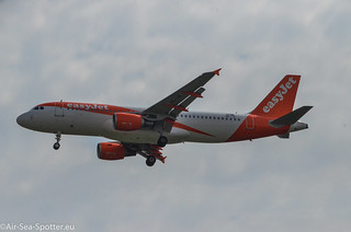 Airbus A320-214 OE-IJE