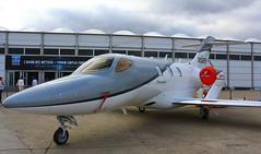 Honda Jet ~ N526SH (Aero.passion DBC-1) Tags: 2017 salon du bourget paris airshow meeting lbg aeropassion avion aircraft aviation plane biscove dbc1 david honda jet ~ n526sh