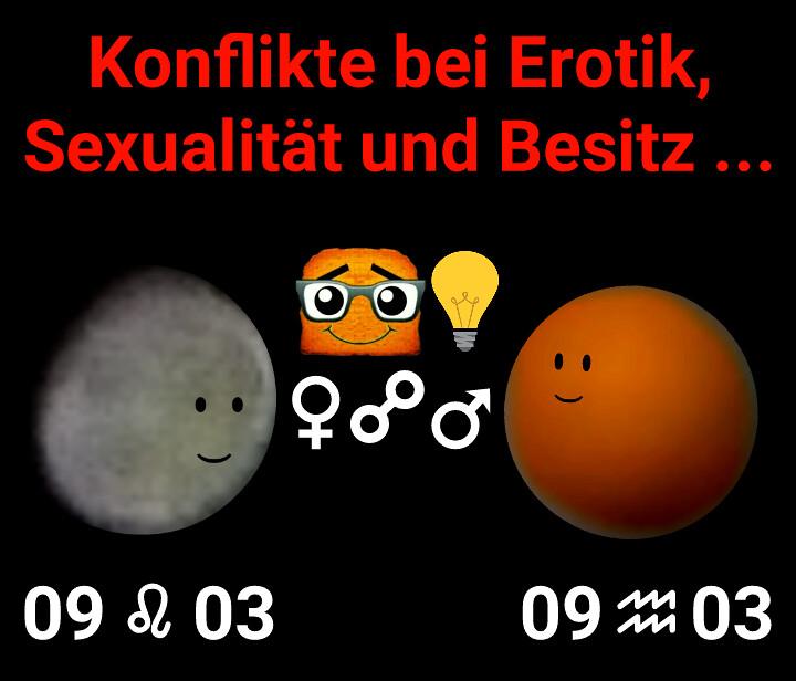 Venus Opposition Mars