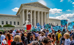 2018.06.26 Muslim Ban Decision Day, Supreme Court, Washington, DC USA 04053