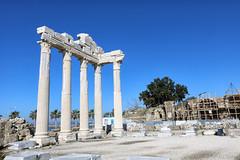 Apollon Tapınağı. Side (Akcan PhotoGraphy) Tags: apollon tapınak temple side manavgat antalya tarihi historical turkey eos760d ancient antik