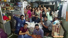 Sthapana Divas  012 (narfoundation) Tags: proudnar narfoundation food donation ngo mumbai india miteshrathod sthapanadivas social work povert no1