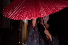 Portrait (walkkyoto) Tags: 見世出し misedashi 宮川町 miyagawacho 舞妓 maiko 芸妓 geiko 京都 kyoto 日本 jap m40150mmf28pro