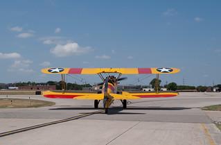 Boeing N2S-4 Stearman