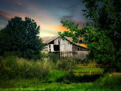 Old barn 4 (mrbillt6) Tags: landscape rural prairie barn