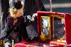 Fellini Zirkus (Tom van der Heijden) Tags: onderstroom straattheater vlissingen muziek bellamypark theater marionette circus foodtrucks cultuur kleinkunst kunst acrobaten acrobatiek verkeer canon eos eos60d canoneos60d argentinië
