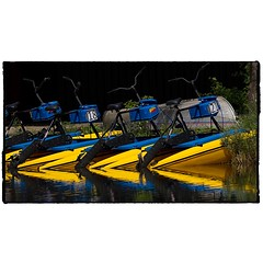 Paddle-boats and reflections. #photography #photooftheday #photoadaychallenge #canon7d #sigma150600 #paddleboat #reflection #colorful #opcmag #project365 #yyc #calgary (PSKornak) Tags: photography photooftheday photoadaychallenge canon7d sigma150600 paddleboat reflection colorful opcmag project365 yyc calgary