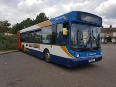 AE51 RZH (markkirk85) Tags: man 18220 alexander alx300 stagecoach east new cambus 112001 29 22329 ae51 rzh ae51rzh