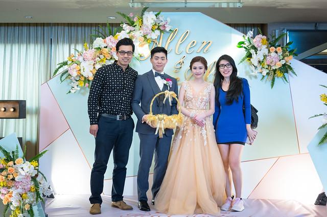 Allen&Alice-台南大億麗緻宴客-婚禮記錄-64