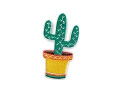 KAKTUS NO.5, Stick Patch, ca.90mm, Bügelbild Aufbügler (patchmonkeys) Tags: patch bügelbild applikation fashion aufbügler urban symbol cactus teen stachel stachlig