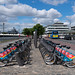 DUBLIN BIKES DOCKING STATION 65 [AT THE CONVENTION CENTRE DUBLIN]-141270