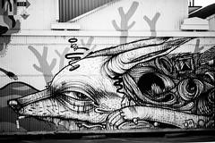Done With Rehab (Thomas Hawk) Tags: califorina eastbay oakland usa unitedstates unitedstatesofamerica bw graffiti fav10 fav25