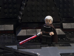 """""""Twice the Pride, Double the Fall"""" (Ben Cossy) Tags: twice pride double fall count dooku darth tyranus sith clone wars attack clones revenge lightsaber rule two lord"""