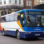 Stagecoach Midlands Volvo B10M (Plaxton Interurban) 52398 P108 FRS thumbnail