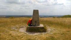 Beacon Hill (Sky Kite) Tags: beaconhill burghclere highclere hampshire england