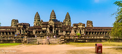 Eastern View of Angkor Wat, Cambodia -18a (Yasu Torigoe) Tags: sony a99ii a99m2 sonyilca99m2 camboya cambodia angkor siem templo temple khmer architecture ancient ruins stonework siemreap history histoire building carving art surreal sculpture structure travel archeology thebestshot flickr best