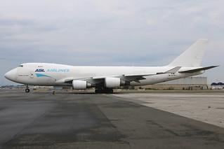 OO-THD   Boeing 747-4HAFER   ASL Airlines Belgium