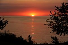 Another Lake Erie Sunset (craigsanders429) Tags: vermilionohio sunsetphotography sunsets sunset sunsetcolors lakeerie lakeerieinohio greatlakes