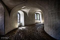Round and round it goes (hespasoft) Tags: copenhagen kopenhagen rundetarn denmark architecture landmark