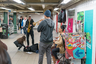 Music In The Subway