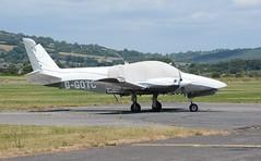 G-GOTC (goweravig) Tags: ggotc grumman grummanamerican ga7 cougar aircraft pembrey pembreyairport wales uk resident