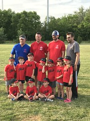 "Paul's First T-Ball Team • <a style=""font-size:0.8em;"" href=""http://www.flickr.com/photos/109120354@N07/41740288990/"" target=""_blank"">View on Flickr</a>"