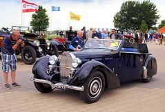 1938 Bugatti T57 Stelvio Gangloff (Vriendelijkheid kost geen geld) Tags: nationale oldtimerdag lelystad 2018 winnaar eretitel 'best show 2018' vredestein trophy