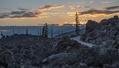 Sunrise on McKenzie Pass (marvhimmel) Tags: centurydrive threesisters general mckenziepass