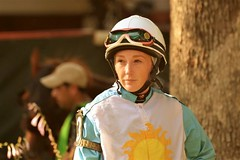campbell (femalejockeys) Tags: jockeys sports female jockey horse racing athlete athletes