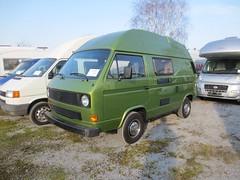 VW T3 (Michaels Bilderarchiv) Tags: vw volkswagen bulli fahrzeug camper t3