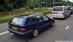 Rover 400 Tourer 1998 (XBXG) Tags: xgxn38 rover 400 tourer 1998 rover400 stationcar stationwagen station wagon kombi estate blue bleu beneluxbaan amstelveen nederland netherlands holland paysbas youngtimer old classic british car auto automobile voiture ancienne anglaise brits uk vehicle outdoor