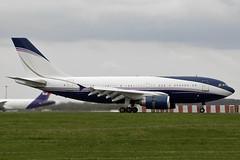 HZ-NSA Al-Atheer Aviation A310-304. Stansted 15/04/2018 (Tu154Dave) Tags: hznsa airbus a310 a310304 alatheer saudia private stn stansted london airport aircraft jeddah riyadh