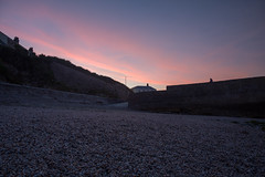 Charlestown at dusk (S Rizzo) Tags: cornwall porthpean beach bay polkerris st austell landscape photography nikon nikkor lens camera photos sunset sam rizzo flickr night light colour color