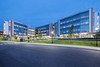 Rutgers Chemistry Evening (William_Doyle) Tags: rutgers university chemistry chemical biology new building architecture piscataway nj june 2018 terracotta alucabond modern
