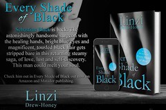 ✮ ✮ ✮Out Now✮ ✮ ✮ #EveryShadeOfBlackOutNow by #LinziDrewHoney #OneClickNow (sbproductionsteaseraddict) Tags: book promotions indie authors readers