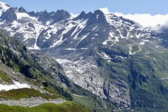 Rhonegletscher rhône glacier Furka Pass Switzerland (roli_b) Tags: glaciar glacier gletscher rhone rhône rhonegletscher furka pass swiss alps schweizer alpen alpi alpine mountains berge switzerland schweiz suisse suiza svizzera 2018 landscape nature