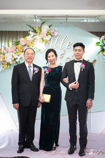 Allen&Alice-台南大億麗緻宴客-婚禮記錄-18