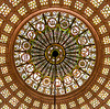 Stained glass (kevin dooley) Tags: stainedglass chicagoculturalcenter