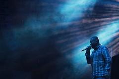GZA (LolaKatt) Tags: colourphotography concertphotography concert color photography canon canonphotography canonrebelt6 larisakarr gza garygrice rap hiphop music moogfest2016 moogfest durham northcarolina nc usa us unitedstates outside nighttime thegenius