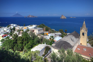 Panarea Day and Night