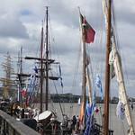 Forêt de mâts, Tall Ships Regatta 2018, Bordeaux, Gironde, Nouvelle-Aquitaine, France. thumbnail