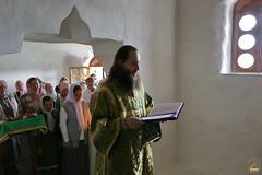 13. Рождество Иоанна Предтечи в пещерной церкви 07.07.2018