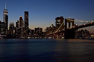 Manhattan at night - Explore on July,08
