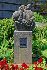 _MG_0750_DxO (carrolldeweese) Tags: public art sculpture birmingham mi michigan