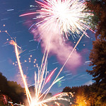 Fireworks in my Yard thumbnail