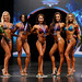 Bikini Open H 4th Penner 2nd Riberio 1st An 3rd Dziedzic 5th Andrews