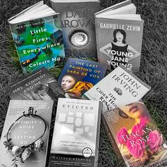 SUMMER READS (carolea2014) Tags: books activeassignmentweekly bestofweek1 bestofweek2 bestofweek3